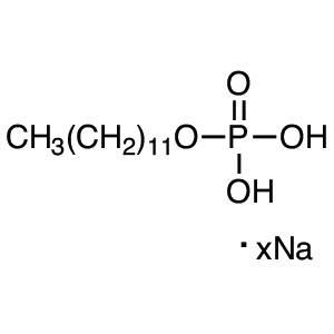 Sodium Monododecyl Phosphate (contains <10% Sodium Didodecyl Phosphate)