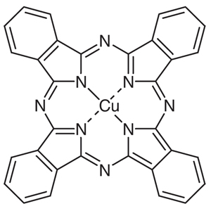 Copper(II) Phthalocyanine (β-form)