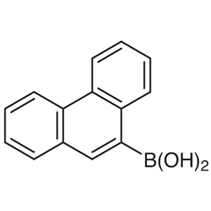 9-Phenanthreneboronic Acid (contains varying amounts of Anhydride)