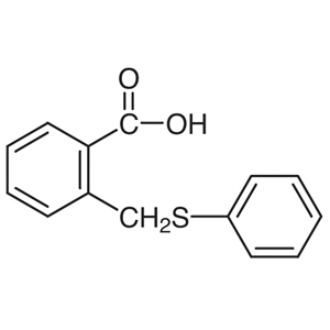 2-Phenylthiomethylbenzoic Acid