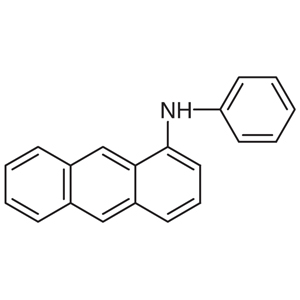 N-Phenyl-1-anthramine