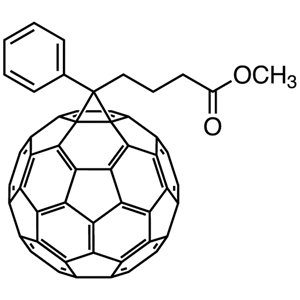 [6,6]-Phenyl-C61-butyric Acid Methyl Ester [for organic electronics]
