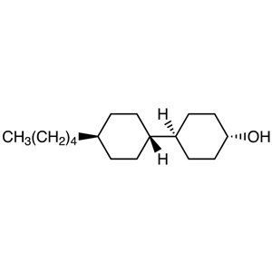 trans-4-(trans-4-Pentylcyclohexyl)cyclohexanol