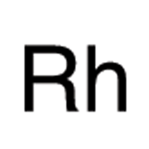 Rhodium 5% on Carbon (wetted with ca. 55% Water)