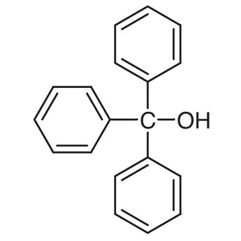 Triphenylmethanol(76-84-6) 13C NMR   345x345
