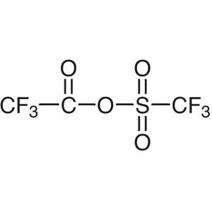 Trifluoroacetyl Triflate [Powerful Trifluoroacetylating Reagent]