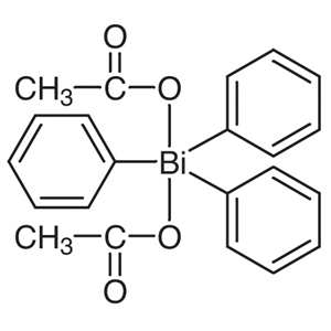 Triphenylbismuth Diacetate