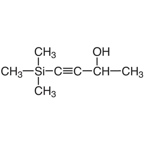 4-Trimethylsilyl-3-butyn-2-ol