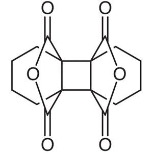 Tricyclo[6.4.0.02,7]dodecane-1,8:2,7-tetracarboxylic Dianhydride