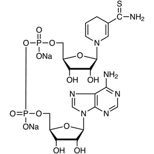 Thionicotinamide Adenine Dinucleotide Disodium Salt reduced form [for Biochemical Research]