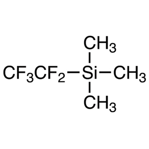 Trimethyl(pentafluoroethyl)silane