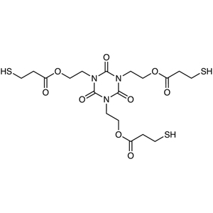 Tris[2-(3-mercaptopropionyloxy)ethyl] Isocyanurate