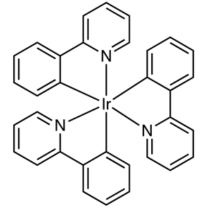 Tris(2-phenylpyridinato)iridium(III)