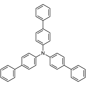 Tris(4-biphenylyl)amine (purified by sublimation)