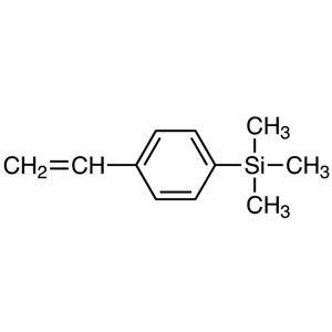 Trimethyl(4-vinylphenyl)silane (stabilized with TBC)