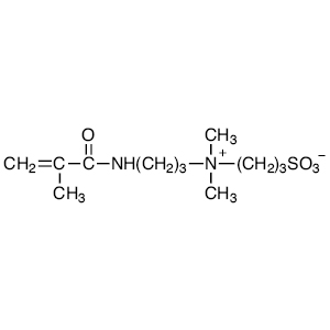 3-[(3-Methacrylamidopropyl)dimethylammonio]propane-1-sulfonate