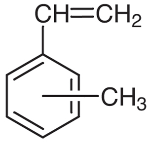 Vinyltoluene Monomer (m- and p- mixture) (stabilized with TBC)